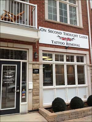 On Second Thought Laser, 389 Pearl St., Burlington, Ontario, L7M 2R8